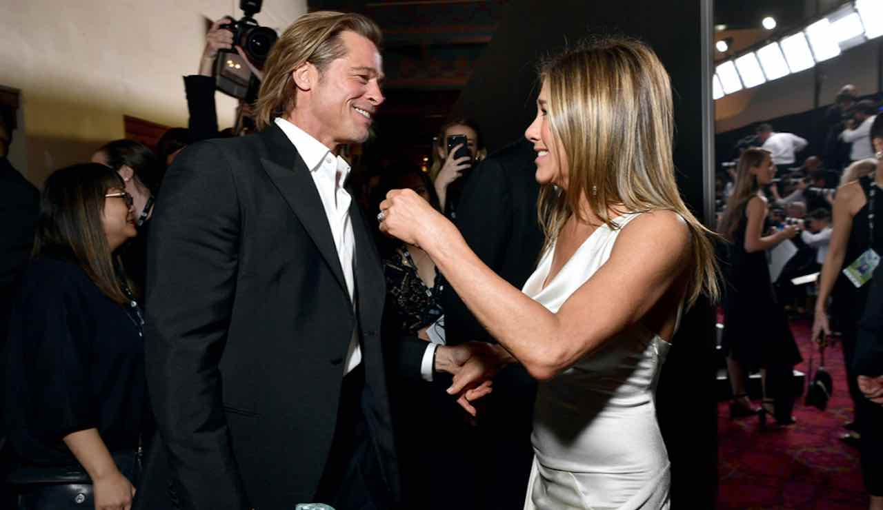 brad pitt aniston sagawards newscinema