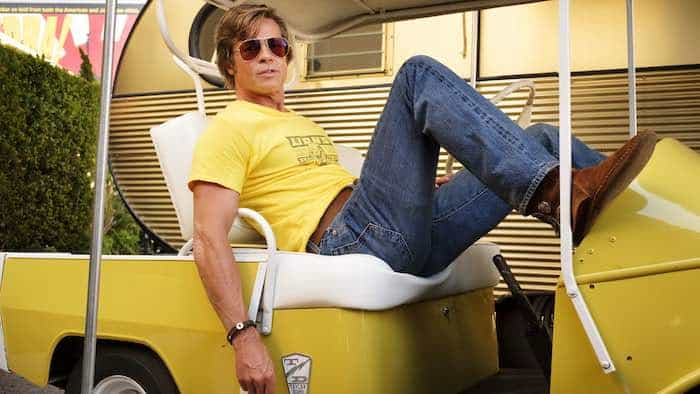 Brad Pitt C'era una volta a Hollywood!