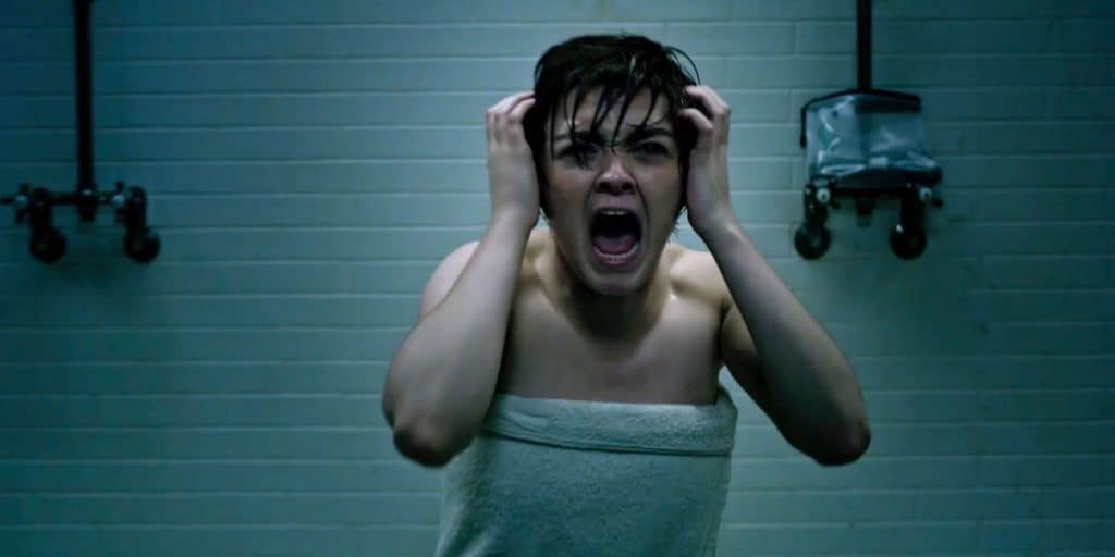 maisie williams asrahne sinclair aka wolfsbane in new mutants