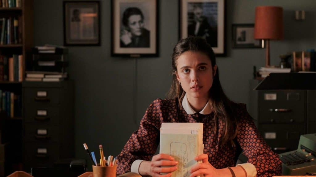Margaret Qualley My Salinger Year