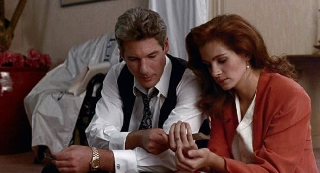 richard gere e julia roberts