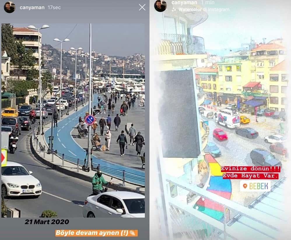 traffico istanbul can yaman