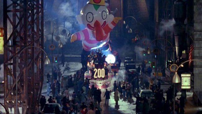 i palloncini del joker