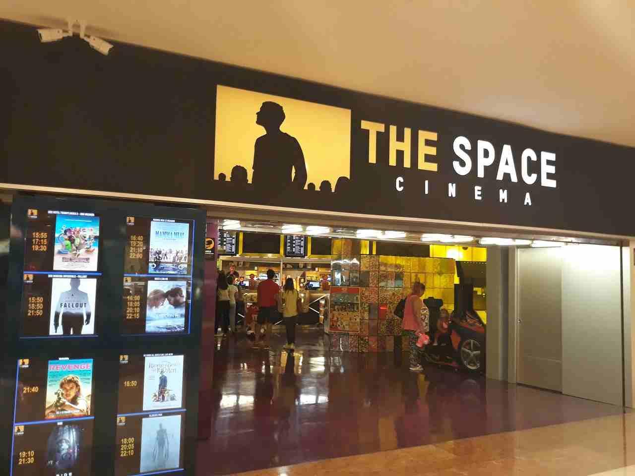 the space cinema newscinema