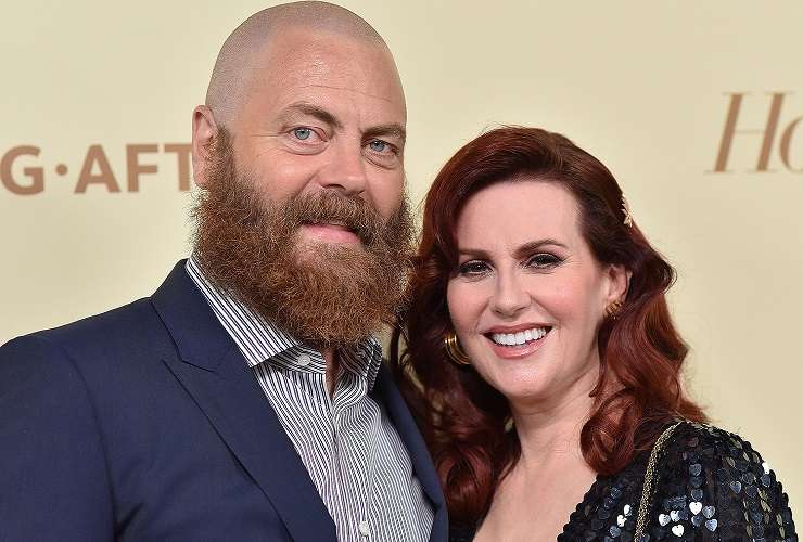 nick offerman megan mullally newscinema compressed