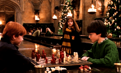 harry potter natale