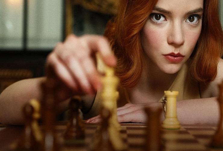 la regina degli scacchi newscinema compressed