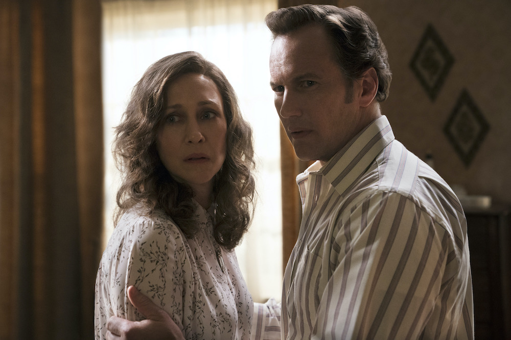 the conjuring 3 recensione