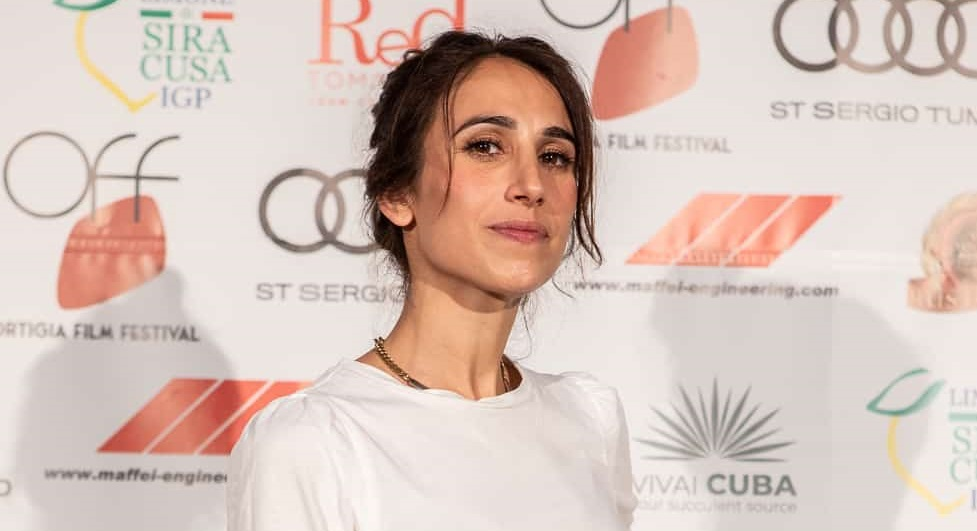 Silvia D'amico intervista